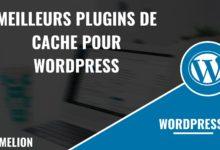 Meilleurs plugis de cache pour WordPress
