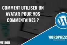 Comment utiliser un avatar pour vos commentaires ?