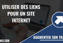 Utiliser des liens pour un site internet
