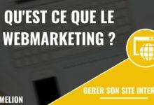 Qu'est-ce-que le webmarketing (définition)