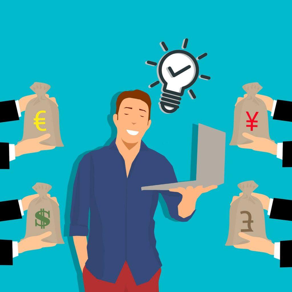 Salaire en freelance