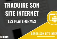 Traduire son site internet - Les plateformes de traduction