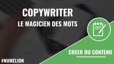 Copywriter - Le magicien des mots