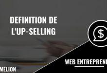 Définition de l'up selling