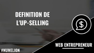 Définition de l'up selling