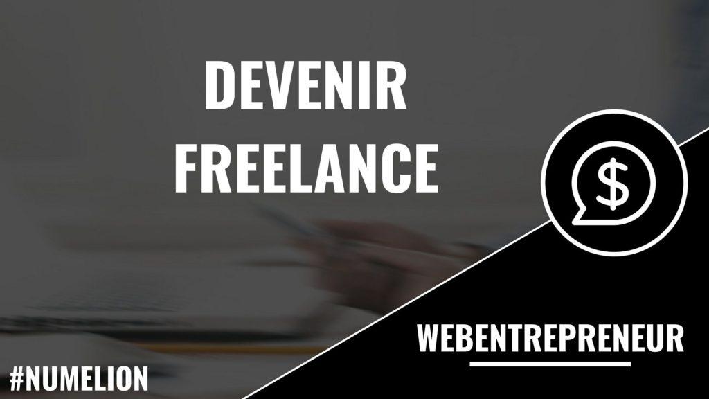 Devenir freelance - Guide