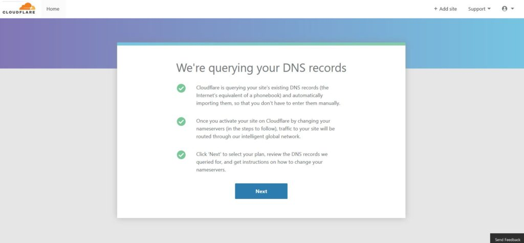 Enregistrement DNS