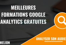 Meilleures formations Google Analytics gratuites