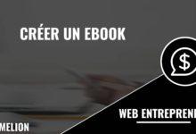 Créer un eBook