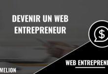Devenir web entrepreneur