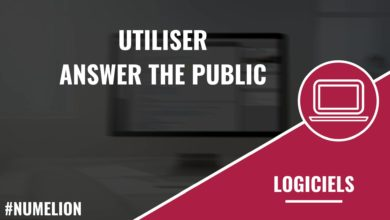 Utiliser Answer The Public