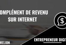 Complément de revenu sur internet