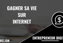 Gagner sa vie sur internet