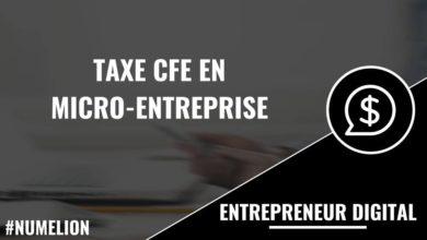 Taxe CFE et micro-entreprise