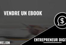 Vendre un eBook