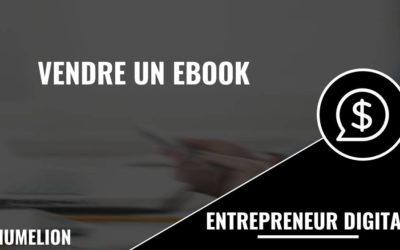 Comment vendre un ebook ?