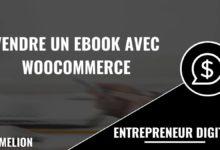 Vendre un eBook avec WooCommerce et WordPress