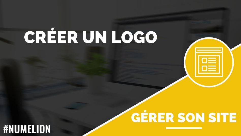 Créer un logo pour un site internet
