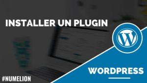 Installer un plugin dans WordPress