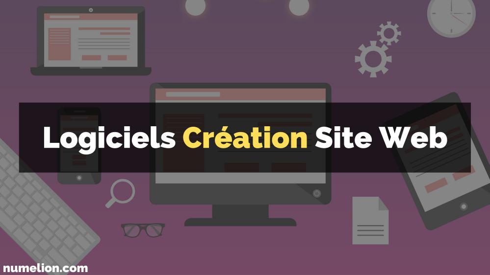 Meilleurs logiciels de création de site web