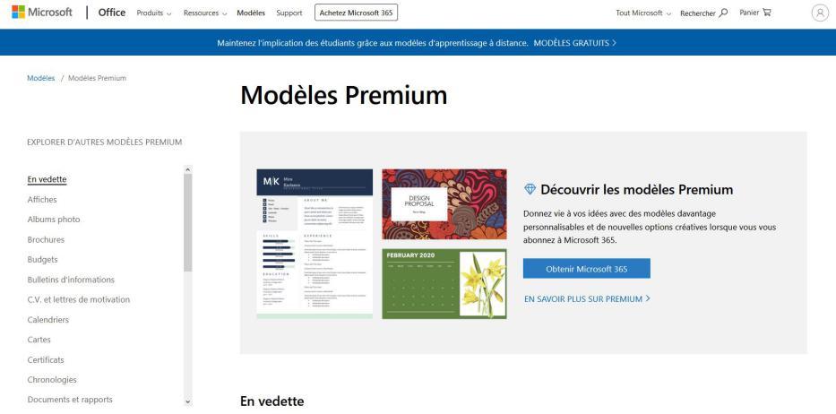 Banque de modèles Office PowerPoint Mircrosoft
