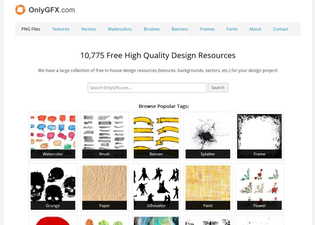 OnlyGFX - Banque d'images vectorielles