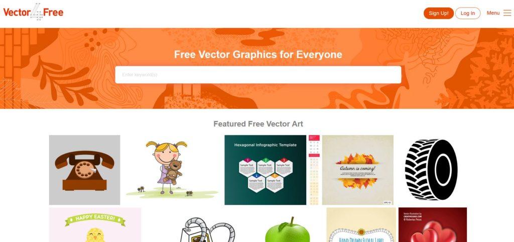 Vector4Free - Banque de vecteurs et logos gratuits