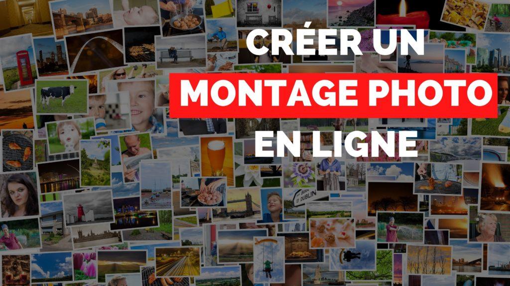 Créer un montage photo / image en ligne